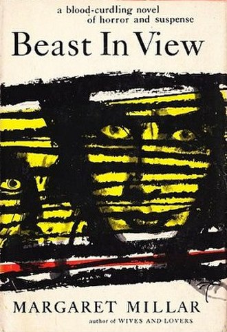 Beast in View - First edition (publ. Random House)
