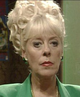 Bet Lynch Fictional character from the ITV soap Coronation Street