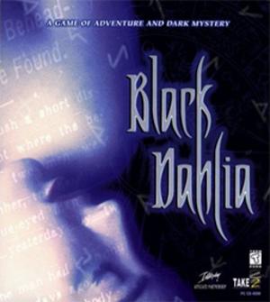 Black Dahlia (video game) - Boxart
