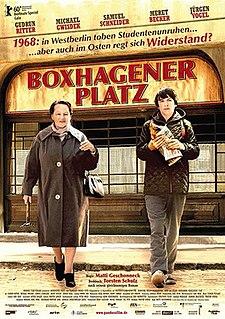 <i>Boxhagener Platz</i> (film) 2010 film