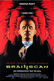 <i>Brainscan</i> 1994 film by John Flynn