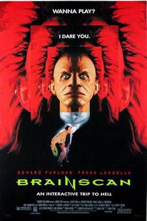 Brainscan - Original theatrical poster