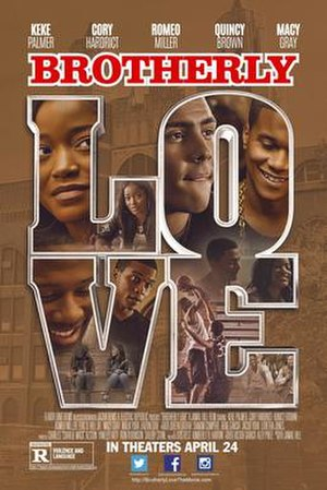 Brotherly Love (2015 film) - Theatrical release poster