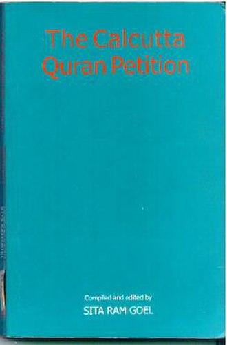 The Calcutta Quran Petition - Image: Calcuta Quran Petition
