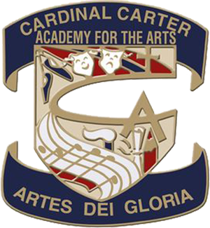 Cardinal Carter Academy for the Arts - Image: Cardinal Carter Academy Logo
