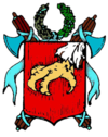 Coat of arms of Castello d'Argile