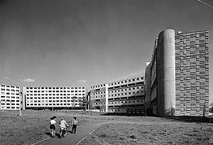 Chalkhill Estate - Chalkhill Estate 1970 - Photograph by John McCann c/o Brent Archives