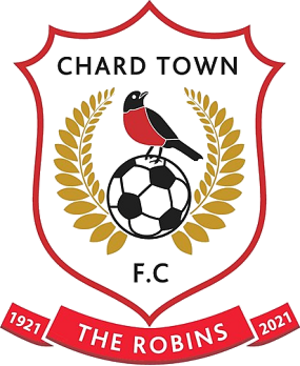 Chard Town F.C. - Image: Chard Town F.C. logo