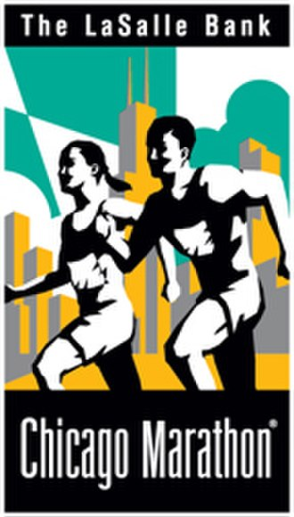 Chicago Marathon - The former logo before the current sponsor