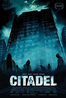 <i>Citadel</i> (film) 2012 film by Ciaran Foy