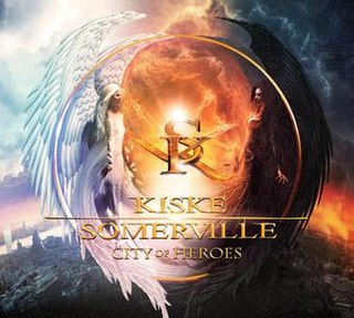 <i>City of Heroes</i> (album) 2015 studio album by Kiske/Somerville