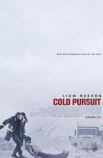 <i>Cold Pursuit</i> 2019 action thriller film by Hans Petter Moland
