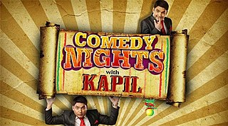 <i>Comedy Nights with Kapil</i> Indian comedy television show