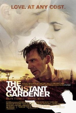 The Constant Gardener (film) - Theatrical release poster