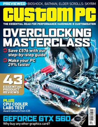 Custom PC (magazine) - Custom PC No. 091, April 2011