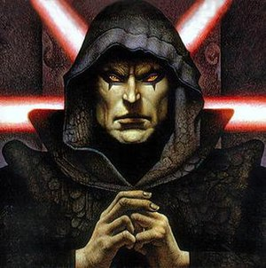 Darth Bane - Image: Darth Bane frontal