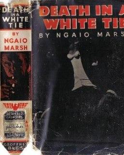 <i>Death in a White Tie</i>