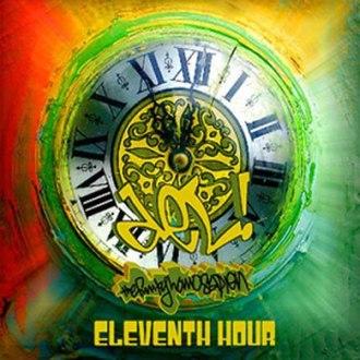 Eleventh Hour (Del the Funky Homosapien album) - Image: Del 11thhour