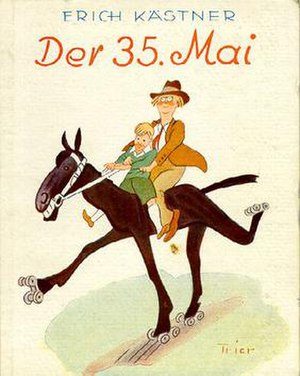 The 35th of May, or Conrad's Ride to the South Seas - Image: Der 35 Mai oder Konrad reitet in die Südsee