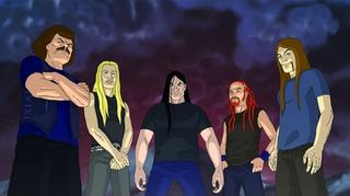 Dethklok animated American metal band