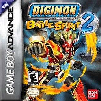 Digimon Battle Spirit 2 - North American boxart