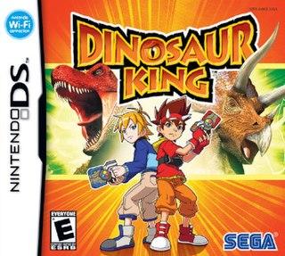 <i>Dinosaur King</i> (video game)
