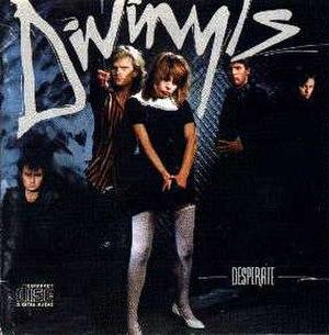 Desperate (Divinyls album) - Image: Divinyls Desperate