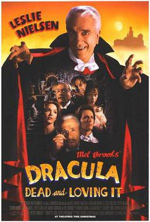 Dracula: Dead and Loving It - Image: Drac dead and loving it