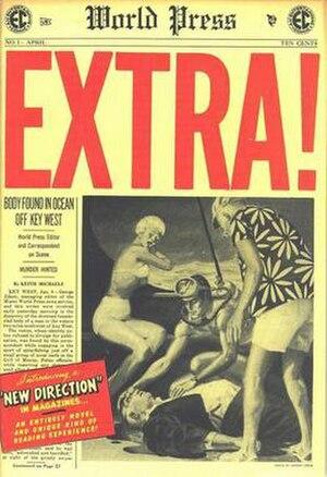Extra! (comics) - Image: Ecextra