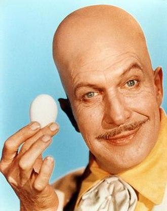 Egghead (DC Comics) - Image: Egghead from Batman 66