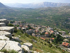 Ehden - overview of Ehden