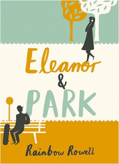 Picture of a book: Eleanor & Park
