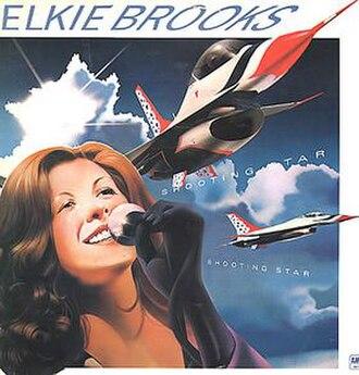 Shooting Star (Elkie Brooks album) - Image: Elk SS