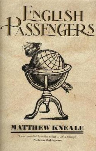 English Passengers - First edition cover