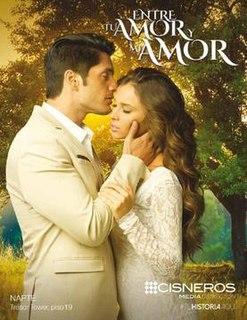 <i>Entre tu amor y mi amor</i> television series