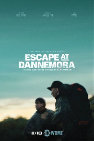 Picture of a TV show: Escape At Dannemora