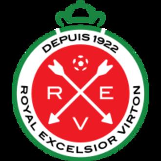 R.E. Virton - Image: Excelsior virton