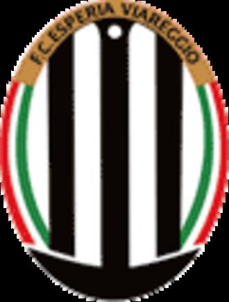F.C. Esperia Viareggio - Image: FC Esperia Viareggio logo