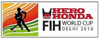 2010 Men's Hockey World Cup - Image: FIH World Cup Delhi 2010