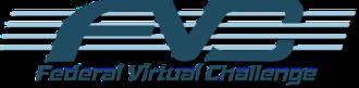 Federal Virtual World Challenge - Image: FVC dark blue logo