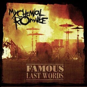 Famous Last Words (My Chemical Romance song) - Image: Famous Last Words alternate cover