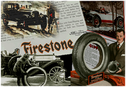 Early Firestone Advertisement