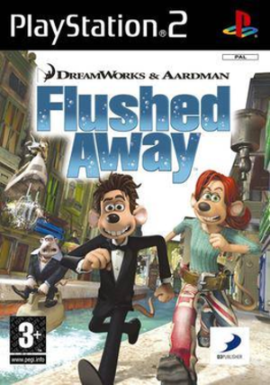 Flushed Away (video game) - Image: Flushed away