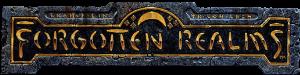 Forgotten Realms - Image: Forgotten Realms logo