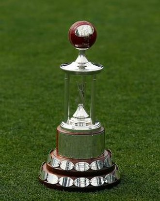 Frank Worrell Trophy - The Frank Worrell Trophy