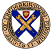 Official seal of Fredericksburg, Virginia