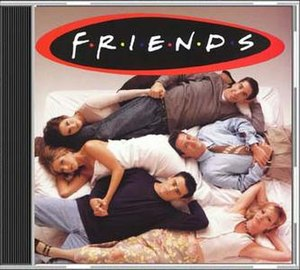 Music of Friends - Image: Friends Original TV Soundtrack