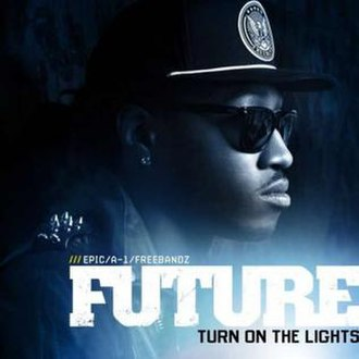 Turn On the Lights (song) - Image: Future Turn On the Lights