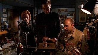 The Goldberg Variation (The X-Files) - Image: Goldberg variation x files