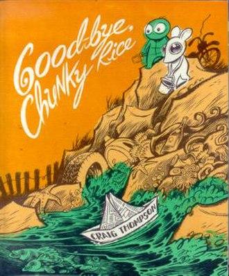 Good-bye, Chunky Rice - Good-Bye Chunky Rice book cover, 6th printing